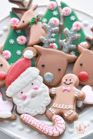 decorate video how to decorate christmas cookies simple designs for