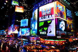 eight must see broadway shows times square broadway and city