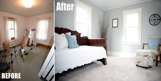 bedroom before and after bedroom 2 before and after at the flip house living rich on