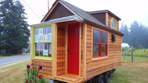 mighty micro house 136 sq ft cabin on wheels youtube