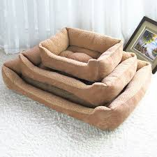 Covered Dog Bed Aliexpress Com Buy Big Extra Large Dog Mat Pet Luxury Bed House