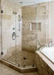 Seamless Glass Shower Door Frameless Shower Doors Could My Shower Be Larger If I Cut A