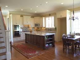 Old Farmhouse Kitchen by Old Farm Custom Home Charlotte Johnson Homes