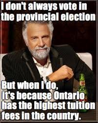 Voting Meme - cfs ontario on twitter great meme from the lsu about voting