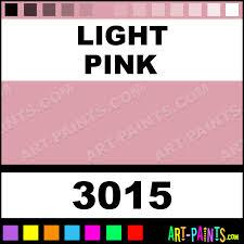 light pink glossy acrylic airbrush spray paints 3015 light
