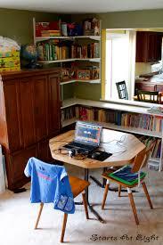 Homeschool Desk Our Homeschool Room Startsateight
