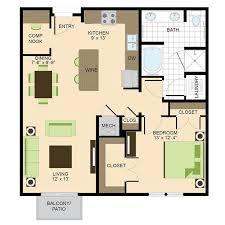 floor plans com 2 bedroom floor plans 500 houston luxury apartment living