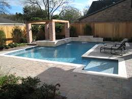 attractive backyard swimming pools cost gallery home design