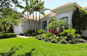 Tropical Landscape Ideas by Yard Design Ideas Landscaping For Front Yard And Best Florida On