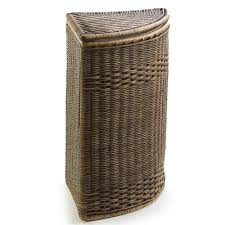 Laundry Hamper Tilt Out by Laundry Room Outstanding 3 Bin Laundry Hamper With Lid The