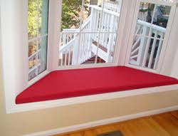 bay window seat cushions shop bay window cushions window window seat cushions and living rooms