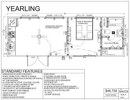 park cabin floor plans homes zone