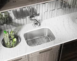 kitchen sink with cabinet 2318 single bowl stainless steel kitchen sink