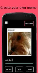 Meme App Maker - modern meme maker android apps on google play