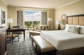 Golf Crib Bedding by Golf Course View Guest Room The Ritz Carlton Golf Resort Naples