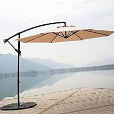 Best Offset Patio Umbrella Top 10 Best Offset Patio Umbrellas Reviews