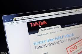 Talktalk Help Desk Telephone Number Thousands Of Talktalk Customers Have Personal Details Stolen In
