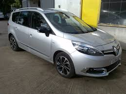 used renault grand scenic dynamique tomtom for sale motors co uk