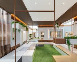 home environment design group oppein showroom by p a l design group guangzhou china retail