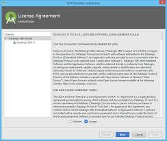 android license android studio datalogic mobile computing developer community