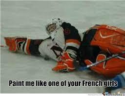 Hockey Goalie Memes - hockey goalie by nipplefart meme center