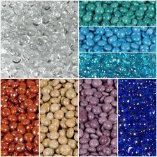 Clear Vase Gems Panacea 6 Lbs Marble Accents Vase Filler Glass Gems Black Silver