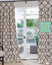 Best Fabric For Curtains Inspiration Endearing Trellis Fabric Curtains Inspiration With 50 Best Fabric