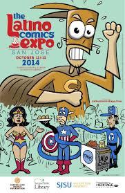 San Jose State University Campus Map by Sjsu Hosts Latino Comics Expo Sjsu Newsroom