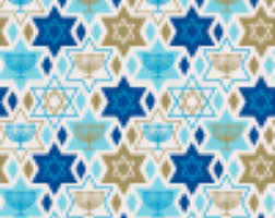 hanukkah wrapping paper blue wrapping paper etsy