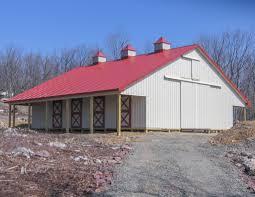 pole barn construction green hill construction