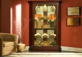 Living Room Cabinets With Glass Doors Curio Cabinets Make Your Living Room Beautiful Furniture Arcade