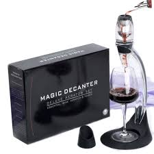 wine sler gift set brand new distiller wine accessories direct selling magic