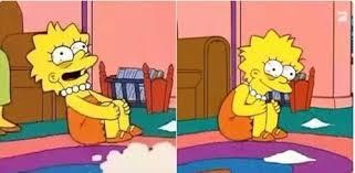 Simpson Memes - c memes lisa simpson on we heart it