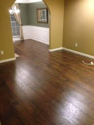 shop allen roth 4 87 in w x 47 25 in l marcona hickory laminate