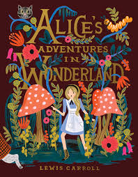 illustrations alice wonderland rifle paper