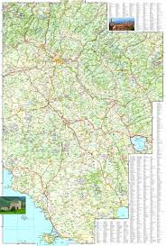 Livorno Italy Map by Tuscany Italy National Geographic Adventure Map National