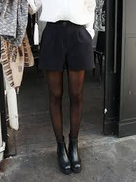 new years shorts 6 chic ways to wear black shorts at new year s