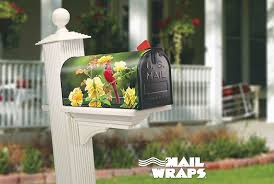 mail wraps trade magnetic br mailbox covers