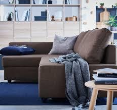 table behind sofa called ikea friheten sofa bed