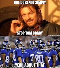 Brady Manning Meme - tom brady football nation