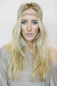 bohemian hair accessories and seed bead headband bohemian hair accessories