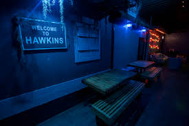 a look inside the u0027stranger things u0027 bar pop up in chicago eater