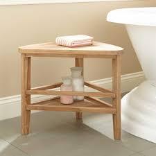 Teak Folding Shower Bench Terrific Small Shower Bench 96 Small Shower Seat Teak Corner