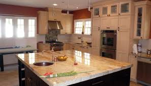 Traditional Kitchen Ideas Interior Design Cozy Wood Tile Flooring With Exciting Schrock
