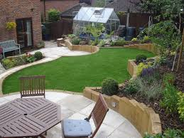 Small Backyard Ideas Landscaping Collection In Small Sloped Backyard Ideas Landscape Design Ideas