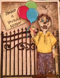 Halloween Birthday Ecards Zombie Birthday Card U2026 Pinteres U2026