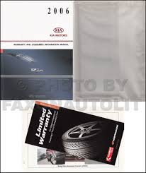 2006 kia rio repair shop manual original 2 vol set