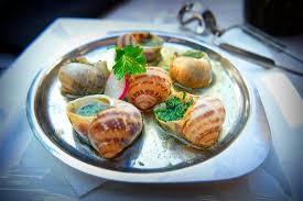 a la cuisine escargots a la bourguignonne picture of la cuisine santiago