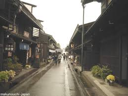 japanese town takayama the japanese old town makunouchi japan