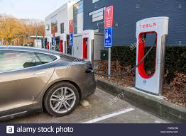 electric vehicles tesla tesla motors electric car charging station in eindhoven the